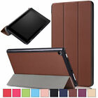 Smart Leather Tablet Case Cover For Amazon Kindle Fire HD 8 2018 8th Generation