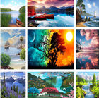 Внешний вид - Natural Scenery Paint By Number Kit Digital DIY Oil Painting Art Wall Home Decor