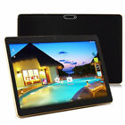 10.1'' Tablet Computer PC Android 6.0 Quad-Core 10 Inch HD WIFI Dual SIM Phablet
