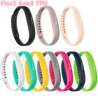 For Fitbit Flex 2 Tracker TPU Replacement Wristband Wrist Strap Watch Band S L image