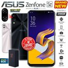 New Factory Unlocked ASUS Zenfone 5Z ZS620KL Blue Silver 256GB Android Phone