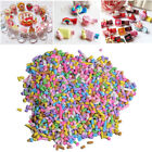 5/10/50g DIY Polymer Clay Fake Candy Sugar Sprinkle for Phone Case Decoration image