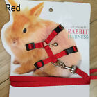 Kyпить Rabbit Soft Harness Leash Adjustable Bunny Traction Rope for Walking на еВаy.соm