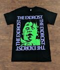 NEW THE EXORCIST REGAN FACE HORROR  T SHIRT