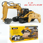 Remote Control Digger 15Ch RC Toy Excavator High Simulation Excavator Toy Educat