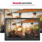 """11.6/13.3/15.6"""" Ultra-Slim IPS HD 1080P Portable Monitor for HDMI XBOX PC Laptop"""