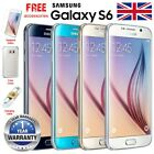 Samsung Galaxy S6 Sm-g920f 32gb 64gb 128gb Unlocked Smartphone Gold White Phone
