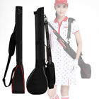 Portable Golf Club Pencil Bag Outdoor Travel Folding Cover Carry Case AU