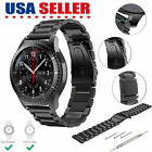 Stainless Steel Strap Watch Band For Samsung Galaxy Gear S3 Frontier/Classic  image