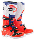 Alpinestars 2019 Tech 5 MX Boots RED BLUE WHITE SHIPS FREE