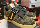 Nike Air Force 1 Low Utility Carhartt WIP Tiger Camo Green gum  AV4112 300 prm