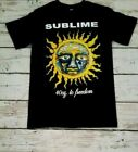 NEW - SUBLIME - SUN 40oz. TO FREEDOM - BAND T-SHIRT  image