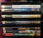 Playstation 2 games lot of 7 - Prince of Persia, Need for Speed