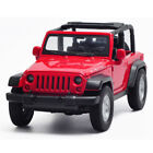 1:32 Jeep Wrangler Rubicon Diecast Car Model Toy  Kids Gifts Hobbies Baby Toy
