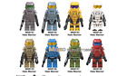 Lego Figures Single Sale Halo Soldier