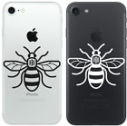 I Phone 7 Anti-Scratch Rear Film Protective Manchester Bee Proud to be Mancunian