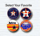 "Houston Astros MLB Pin Pinback Button 1.25"" Collectible Hat T-Shirt Accessories"