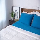 Cosy House Collection Premium Bamboo Bed Sheets Set - Deep Pocket - Ultra Soft image