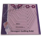 American quilts 45 degree diamond patchwork quilting ruler DIY cutting ruler