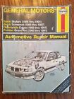 Haynes Manuals GM Chevrolet Buick GMC Jeep Ford Mercury Dodge Chrysler Plymouth