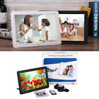 """NEW 12"""" LED Digital Photo Frame Picture MP3 MP4 Clock Video Movie+Remote Control"""