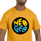 Neo Geo T-Shirt NEW (NWT) *Pick your color & size* retro video games image
