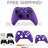 eXtremeRate® Soft Touch Grip Purple Front Housing Shell Faceplate for Xbox On...