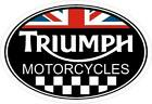 Sticker Decal Triumph vintage motorcycle bike $3.55 USD on eBay