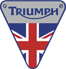 Sticker Decal Triumph vintage motorcycle bike $6.18 USD on eBay