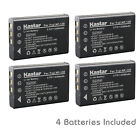 Kastar Replacement Battery for CONTAX BP-1500S Tvs Digital & KYOCERA BP-1500S