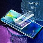 For Samsung S8 S9 S10 Note 8 9 Plus Lite TPU Soft Clear Screen Protector Film /Y