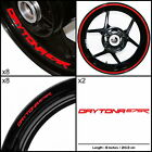 Triumph Daytona 675R Motorcycle Sticker Decal Graphic kit SPKFP1TR004 $62.05 USD on eBay