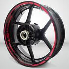 Motorcycle Rim Wheel Decal Accessory Sticker for Triumph Sprint 1050 GT $86.7 USD on eBay