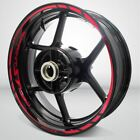 Motorcycle Rim Wheel Decal Accessory Sticker for Triumph Sprint 1050 ST $86.7 USD on eBay