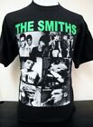 Men's Black Screened The Smiths Never Goes Out T-Shirt Morrissey Cure New Order