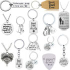 Family Gift For Dad Fathers Day Gifts Birthday Necklace Daddy Papa Present Charm