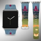 Los Angeles Angels Apple Watch Band 38 40 42 44 mm Series 1 2 3 4 Wrist Strap 2 on Ebay