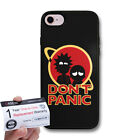 PIN-1 Rick and Morty Deluxe Phone Case Cover Skin for All Models