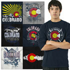 Long Sleeved Tee Colorado Graphic T For Men Women Tees Shirt State Gift Tshirt on Ebay