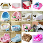 Pet Dog Cat Bed Puppy Cushion House Soft Warm Multi Sizes Combination Pets Beds