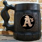 Oakland Athletics Beer Mug, Baseball Beer Stein, Gift for Him, Gift for Fan on Ebay