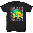 Pink Floyd Psychadelic Floating Pig Mens T Shirt Animals Rock Concert Tour Merch image
