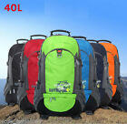 Outdoor Unisex Portable Camping Hiking Climbing Folding Backpack Travel Bag