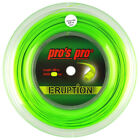 Pro's Pro Eruption Tennis String - 200m Reel - Neon-Green - Made in Germany