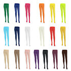 Colorful Opaque 80 Denier Women Pantyhose Hosiery Stockings Tights Color Colour