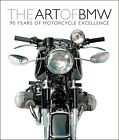 BMW Motorcycle 90 Years of Excellence Poster
