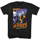 The X Files Truth is Out There Vintage Poster Men's T Shirt Chris Carter Aliens  image