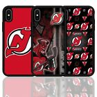 For iPhone 6 7 8 X XR XS Plus New Jersey Devils Ice Hockey Silicone Case Cover $9.58 USD on eBay