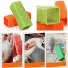 Durable Washable Pet Dog Cat Hair Remover Clothes Carpet Fur Brush Cleaner NEW