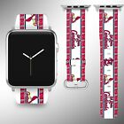 St. Louis Cardinals Apple Watch Band 38 40 42 44 mm Series 1 2 3 4 Wrist Strap 3 on Ebay